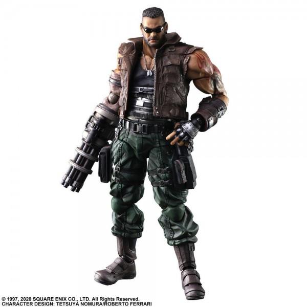 Final Fantasy VII Remake - Barret Wallace Actionfigur / Play Arts Kai: Square Enix