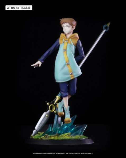 Seven Deadly Sins - King Figur / XTRA: Tsume
