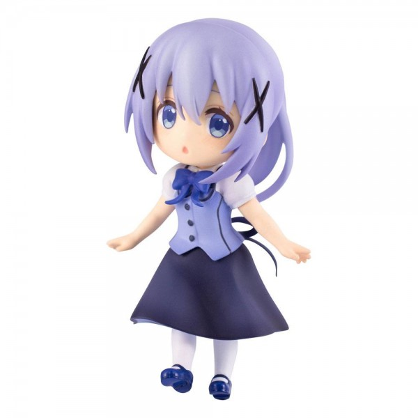 Is the Order a Rabbit - Chino Figur: Plum