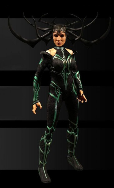 Thor Ragnarok - Hela Actionfigur: Mezco Toys