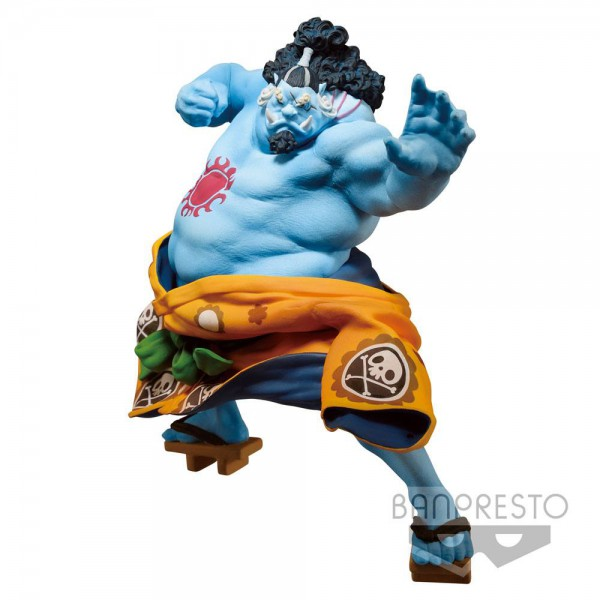 One Piece - Jimbei Figur / BWFC - Normal Color: Banpresto
