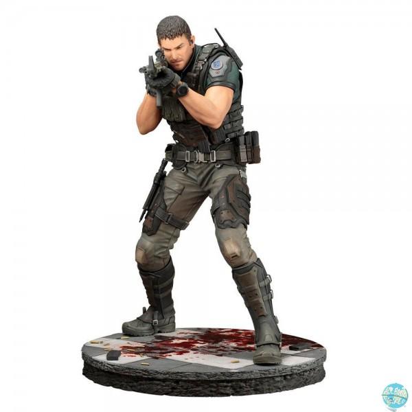 Resident Evil: Vendetta - Chris Redfield Statue - ARTFX: Kotobukiya