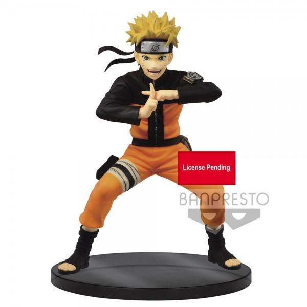 Naruto Shippuden - Naruto Figur / Vibration Stars - Version II: Banpresto