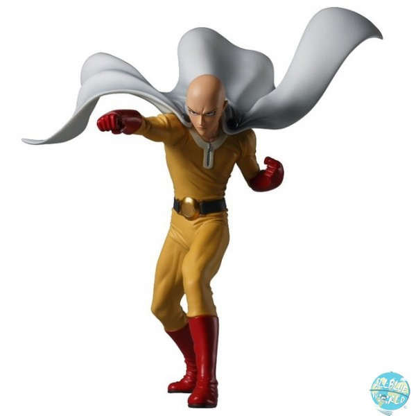 One-Punch Man - Saitama Figur - DXF: Banpresto