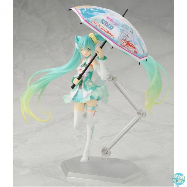 Racing Miku 2017 - Racing Miku Figma - Special 2017 Version: Max Factory