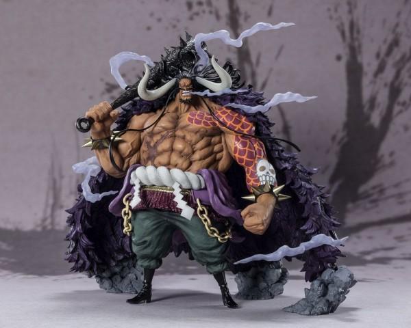 One Piece - Kaido King of the Beasts Statue / Extra Battle - FiguartsZERO: Tamashii Nations