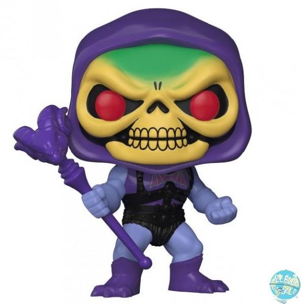 Masters of the Universe - Battle Armor Skeletor Figur - POP! / Television: Funko