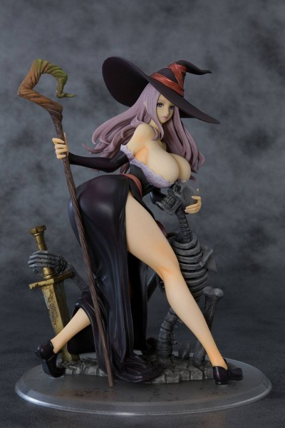 Dragon´s Crown - Sorceress Statue / Darkness Crow Version: Orchid Seed
