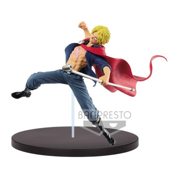 One Piece - Sabo Figur / BWFC Special: Banpresto