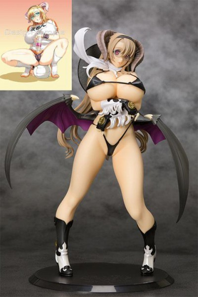 Seven Deadly Sins Greed - Mammon Statue / Another Color - Limited Edition: Hobby Japan