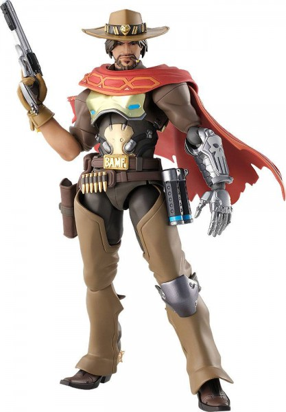 Overwatch - McCree Figma: Max Factory