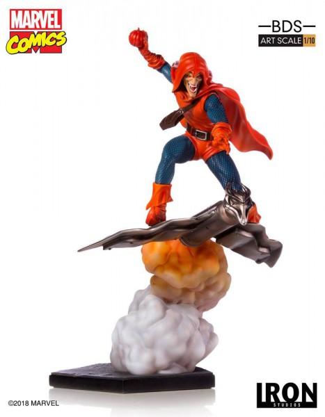 Marvel Comics - Hobgoblin Statue / BDS Art Scale: Iron Studios