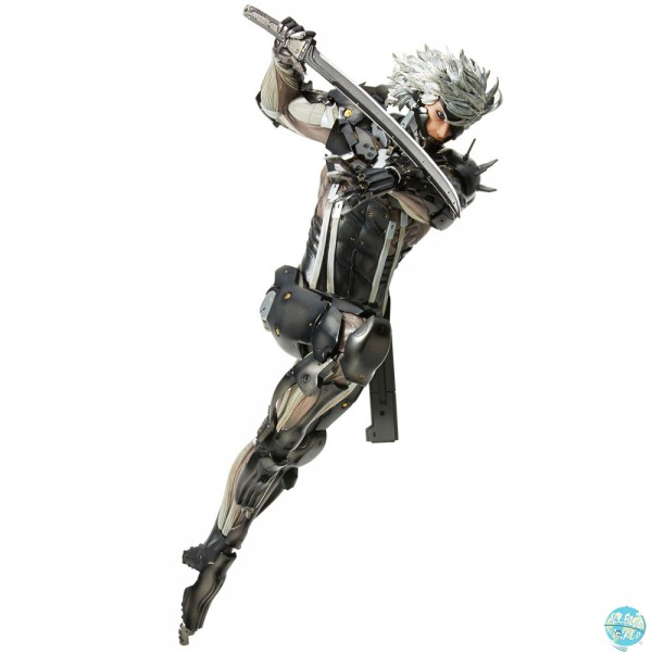 Metal Gear Rising: Revengeance - Raiden Statue - Hdge Technical No. 33: Union Creative