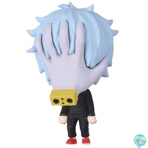 My Hero Academia - Tomura Shigaraki Schlüsselanhänger - Gashapon / Deformed Mini Figure Series: Tomy