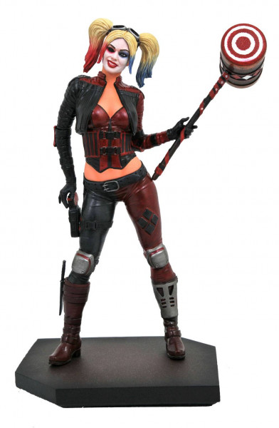 Injustice 2 - Harley Quinn Statue / DC Video Game Gallery: Diamond Select