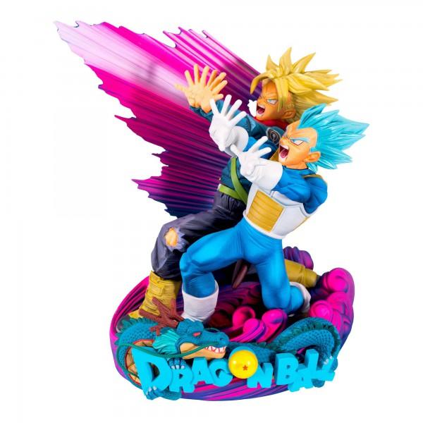 Dragonball - Vegeta & Trunks Figur / Master Stars Piece - Special Color Version: Banpresto