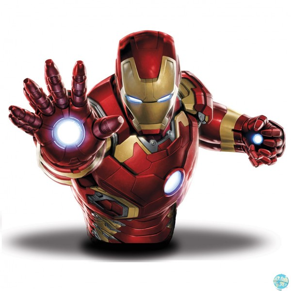 Avengers AOU - Iron Man Spardose: Monogram