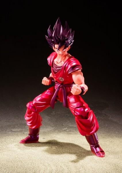 Dragonball - Son Goku Actionfigur / S.H. Figuarts - Kaioken: Tamashii Nations