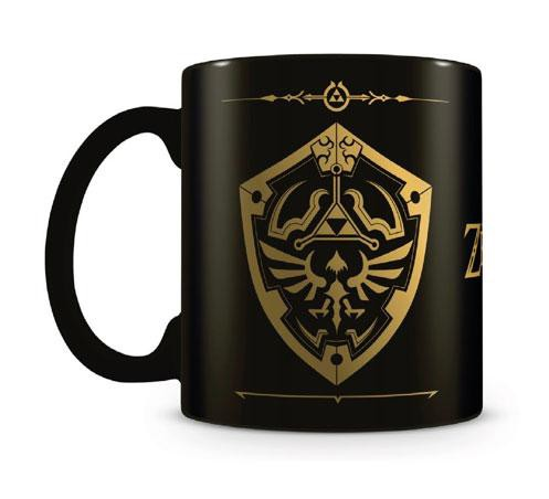 Legend of Zelda - Tasse / Hylia-Schild: Pyramid