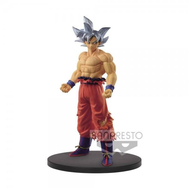 Dragon Ball Super - Ultra Instinct Son Goku Figur / Creator X Creator / Ver. B: Banpresto