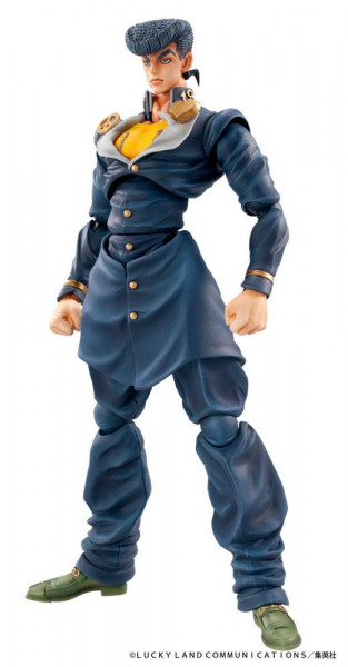 Jojo's Bizarre Adventure - Josuke Higashikata Actionfigur: Medicos Entertainment