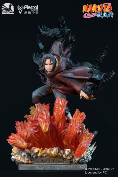 Naruto - Itachi Uchiha Statue: Infinity Studio