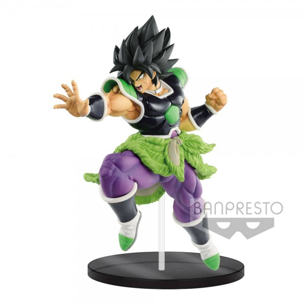 Dragon Ball Super Movie - Broly Figur / Ultimate Soldier Version: Banpresto