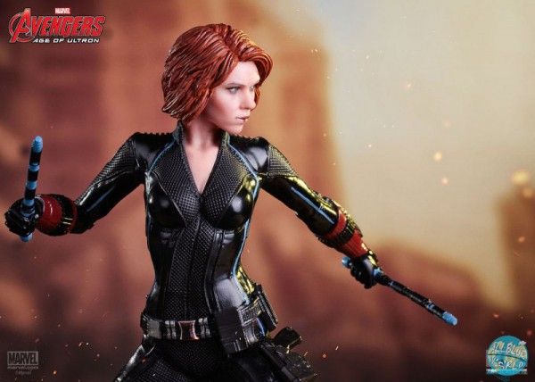 Avengers AOU Black Widow Statue: Iron Studios
