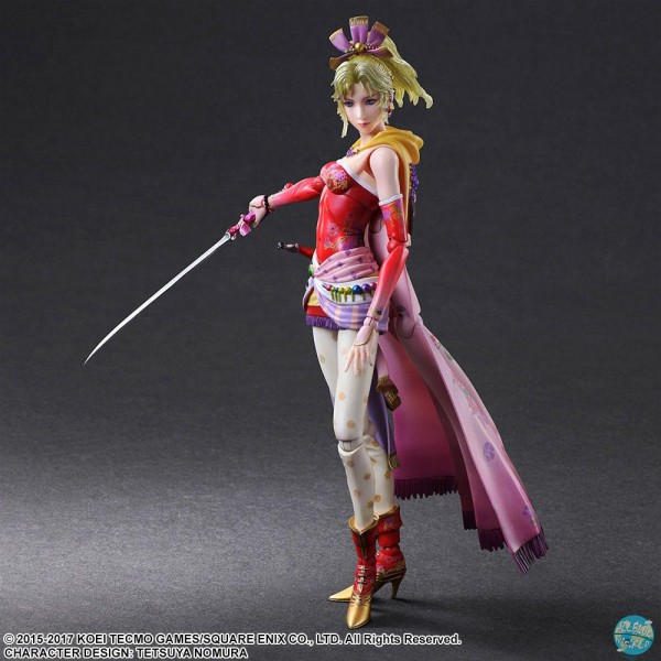 Dissidia Final Fantasy - Terra Branford Actionfigur - Play Arts Kai: Square Enix