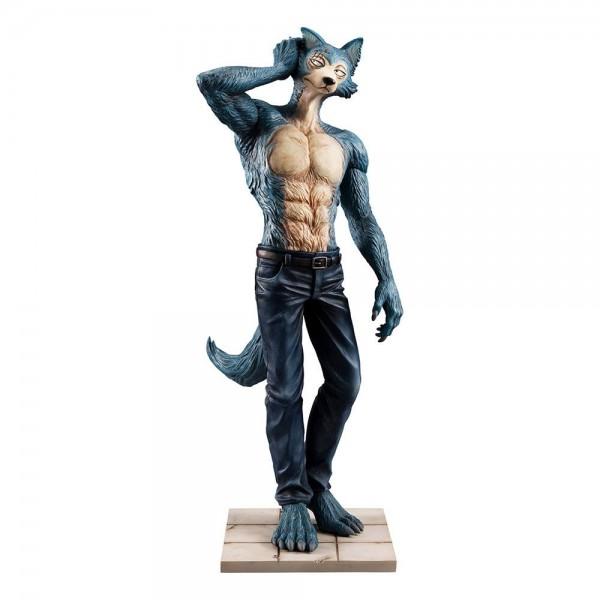 Beastars - Gray Wolf Legoshi Statue: MegaHouse