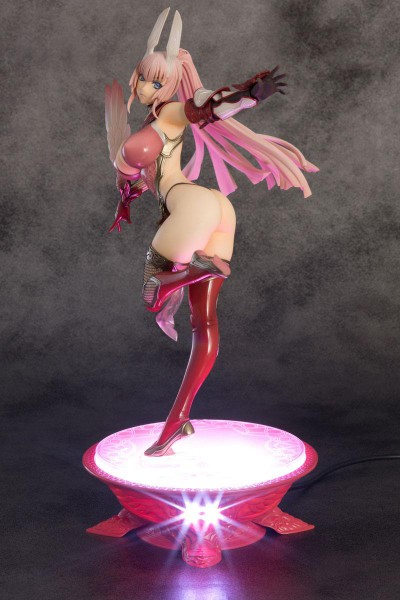 Seven Heavenly Virtues: Patience - Uriel Statue / Descent Limited Base Version: Hobby Japan