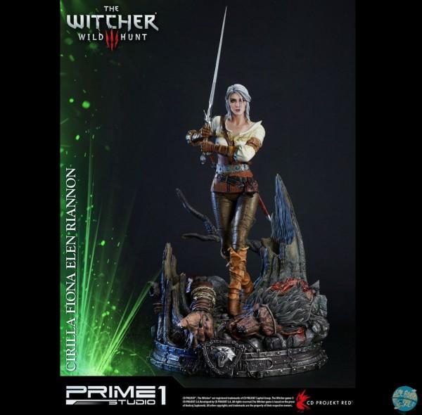 Witcher 3 Wild Hunt - Ciri of Cintra Statue: Prime 1 Studio