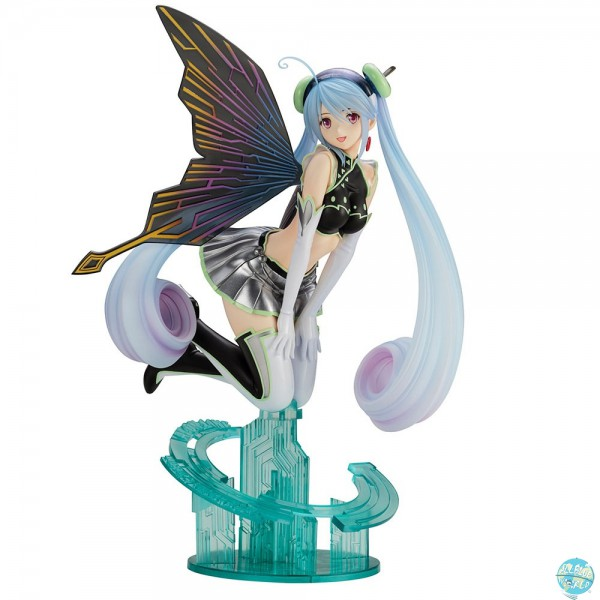 Tony´s Heroine Collection - Cyber Fairy Ai-On-Line Statue / Ani Statue: Kotobukiya