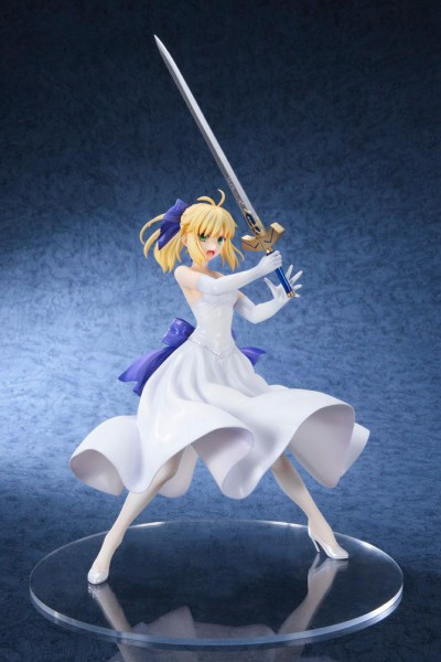 Fate/Stay Night Unlimited Blade Works - Saber Statue: Bellfine