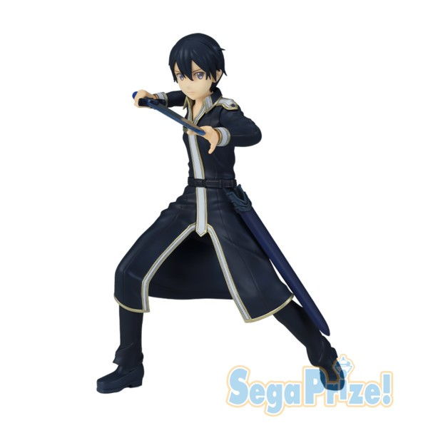 Sword Art Online: Alicization - Kirito Figur / LPM Figure: Sega