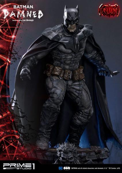 DC Comics - Batman Damned Statue / Deluxe Version: Prime 1 Studio