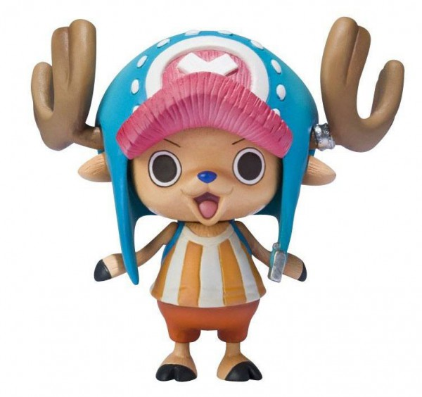 One Piece - Tony Tony Chopper Figur / FiguartsZERO - New World Version: Bandai