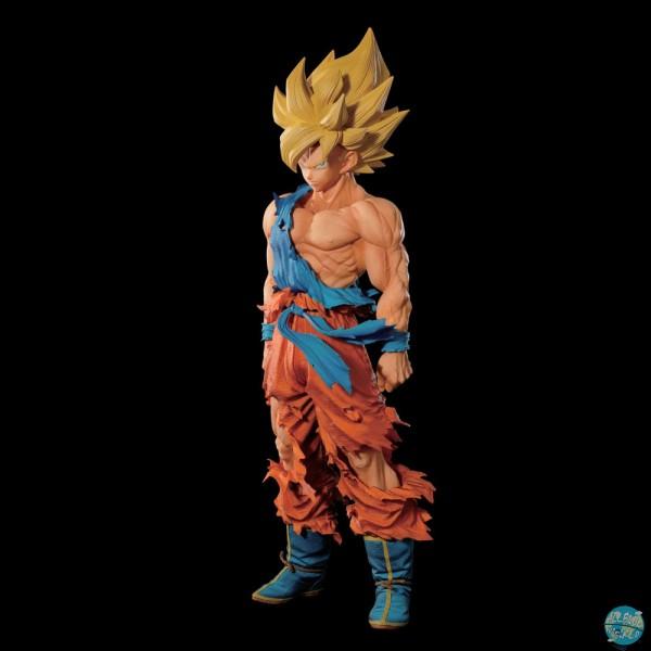 Dragonball Z - SSJ Son Goku Figur - Master Stars Piece / Supreme Ver.: Banpresto