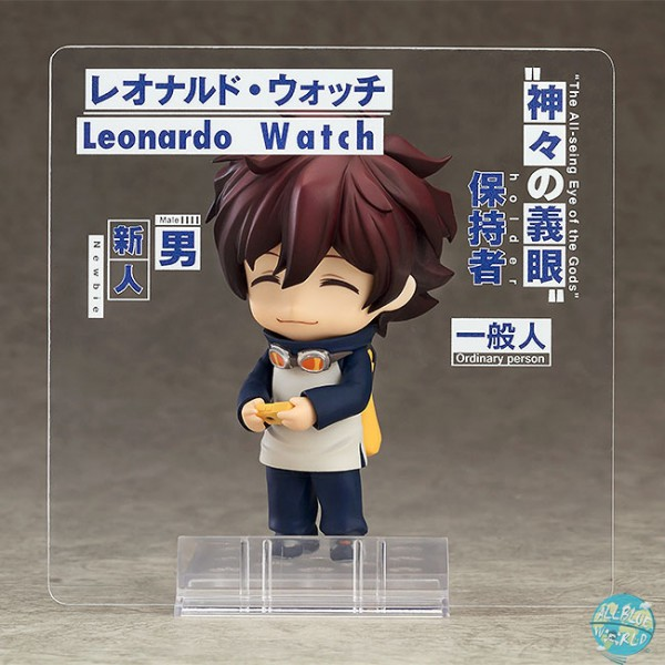 Blood Blockade Battlefront & Beyond - Leonardo Nendoroid: Good Smile Company