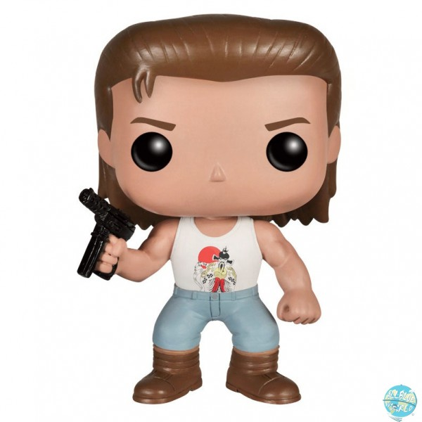 Big Trouble in little China - Jack Burton Figur - POP!: Funko