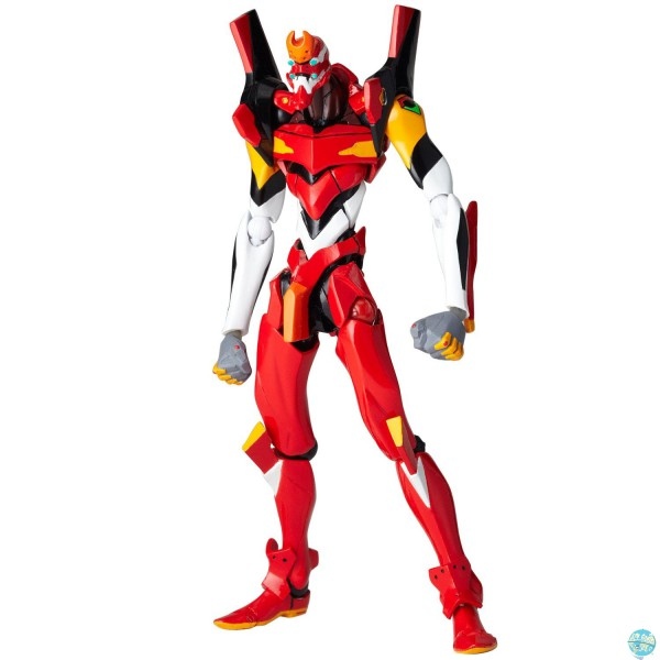 Evangelion Evolution - Unit 2 Actionfigur / EV-005 Revoltech: Kaiyodo