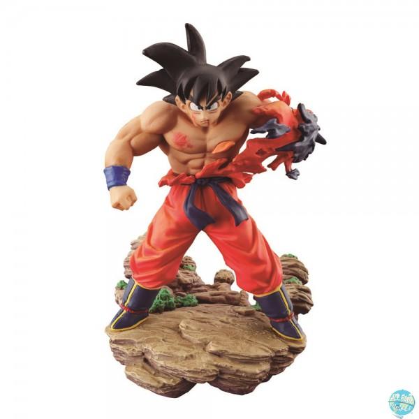 Dragonball - Son Goku Statue - Dracap Memorial 01: MegaHouse