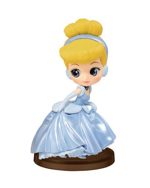 Disney - Cinderella Figur / Q Posket - Petit Girls Festival: Banpresto