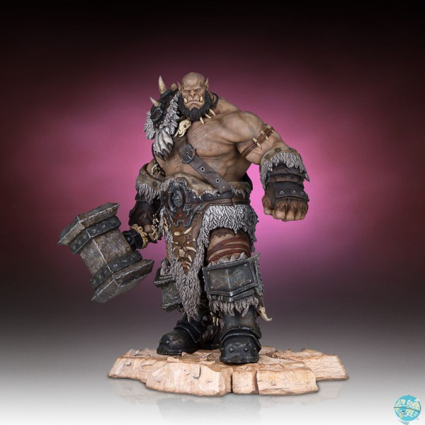 Warcraft The Beginning - Ogrim Statue: Gentle Giant