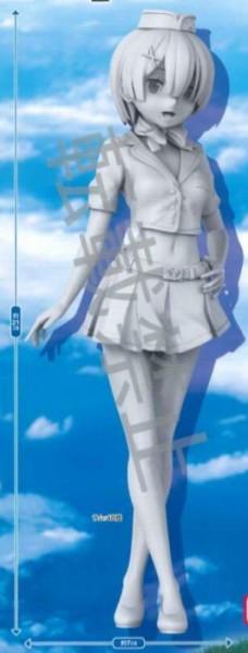 Re:Zero Starting Life in Another World - Ram Figur / Stewardess: Sega
