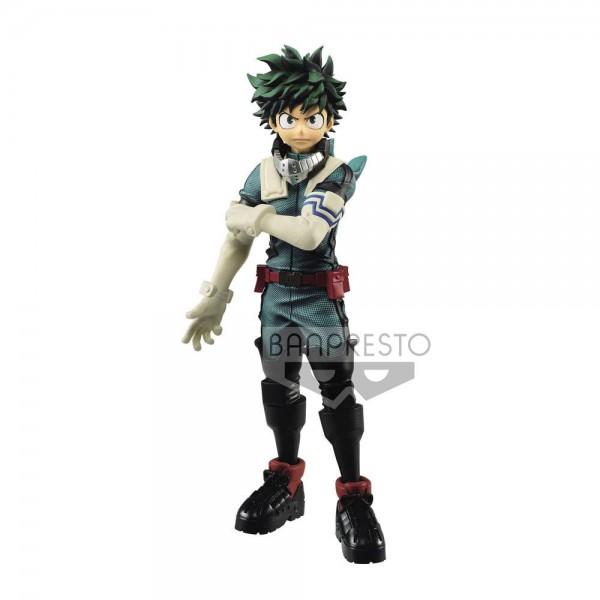 My Hero Academia - Izuku Midoriya Figur / Texture: Banpresto