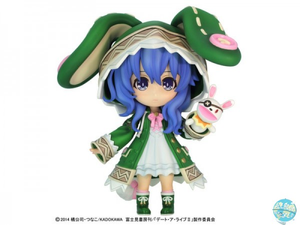 Date A Live II - Yoshino Actionfigur - Nanorich / Voice Collection: Good Smile Company
