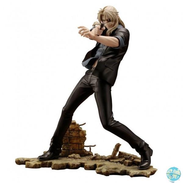 Gangsta - Worick Arcangelo Statue - ARTFX J: Kotobukiya