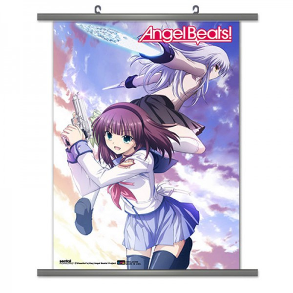 Angel Beats! - Wallscroll / Motiv 4: CWD