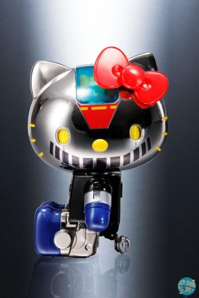 Hello Kitty - Hello Kitty Actionfigur - Chogokin Diecast / Mazinger Z Color: Bandai